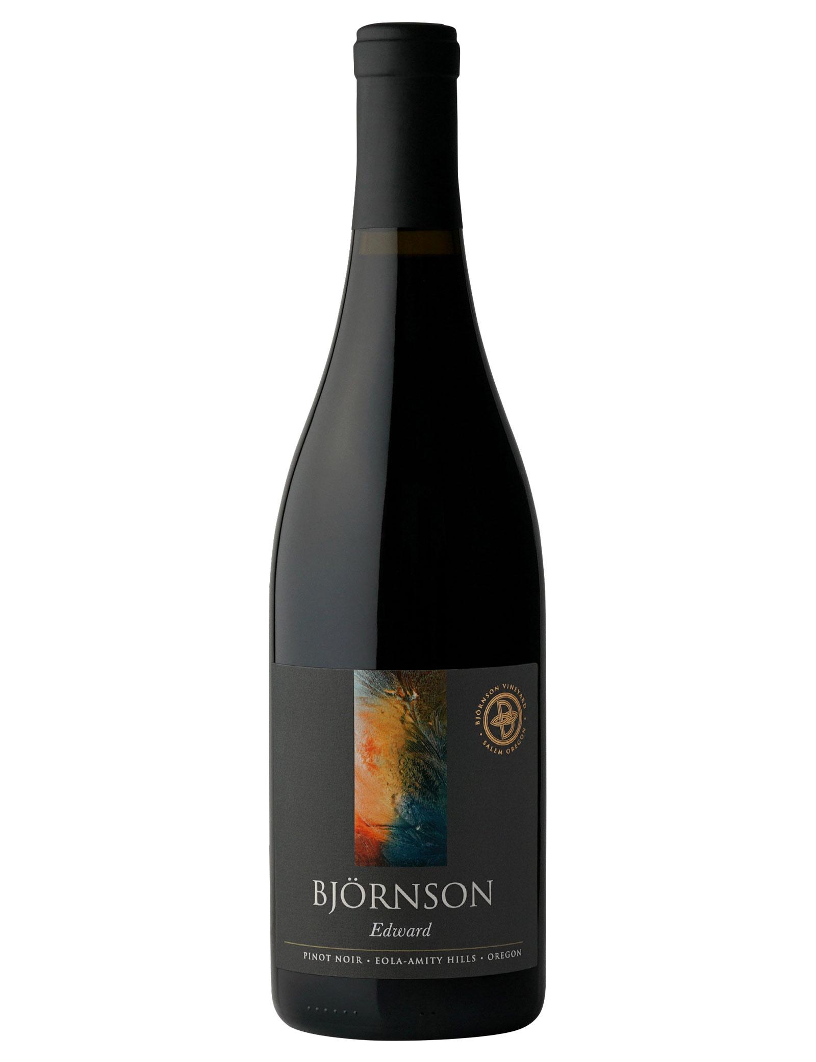 Bjornson Edward Pinot noir Eola-Amity Hills Oregon