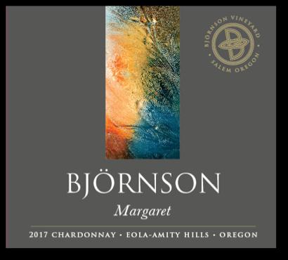 Bjornson Margaret 2017 Chardonnay Eola-Amity Hills Oregon